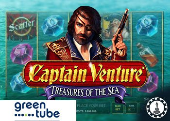 Captain Venture: Treasures Of The Sea – Play The Grand Pirate