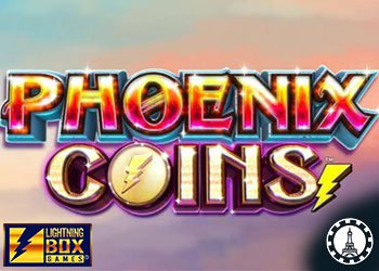 Phoenix Coins On Lightning Box Online Casino Sites
