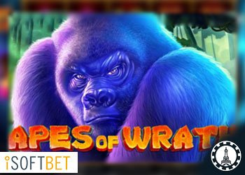 Apes Of Wrath Online Casino Game: Win The € 20,000 Jackpot