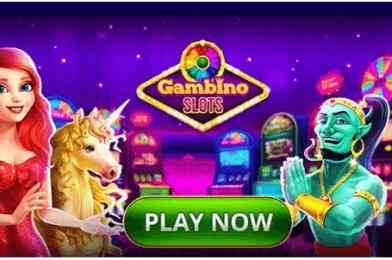 Gambino Slots- The social casino for French bettors