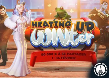 Heating Up Winter Promotion: € 80,000 at stake on Lucky 31
