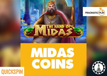 King Midas in the spotlight on two new online casino games